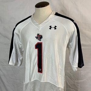 Texas Tech Red Raiders Jersey